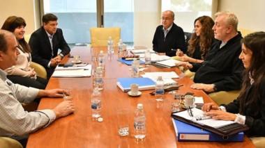Monesterolo concurrió a Legislatura para hablar sobre la situación de los servicios públicos.