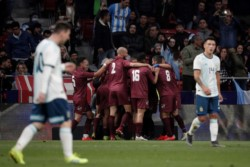 Aunque sea un encuentro amistoso, la vuelta de Lionel Messi a la Selección argentina pone el foco en el duelo ante Venezuela en Madrid.
