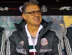México venció a #hile en el inicio de los partidos de preparación de Martino.