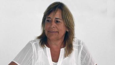 Alejandra Marcilla, precandidata a jefa comunal del PJ.