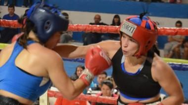 Una magnífica velada de boxeo amateur se vivió en el Municipal nº 1.