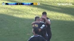 Chacarita reaccionó en el cierre para quedarse con los tres puntos.
