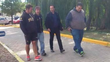 """El sábado, el intendente también visitó las instalaciones de """"Pato""""."""