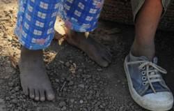 Uno de cada dos niños que vive en la Argentina es pobre. No hay remate...