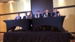 Breve conferencia de prensa del Comité de Disciplina de la Superliga.