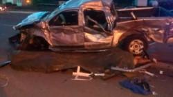 El choque se produjo en horas de la tarde de este domingo en el cruce de las rutas 7 y 51 y las víctimas fatales pertenecían a la comunidad gitana.