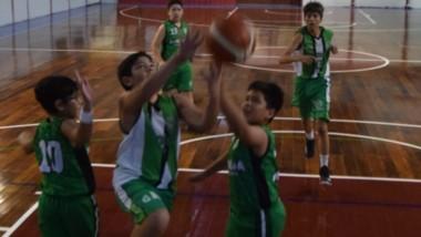 En Comodoro Rivadavia, Germinal enfrentó a Gimnasia Verde en las categorías U12, U13, U15 y U17.