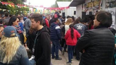 """En Dolavon preparan la Feria Americana """"Corazón del Valle""""."""