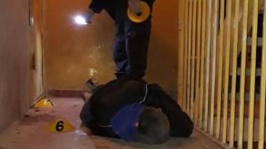 El hombre muerto fue identificado como Jorge Eusebio Quevedo (48).
