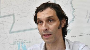 Arnaudo explicó que no hay deuda y que el reclamo es para actualizar los valores de las prestaciones.