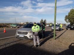 Durante el fin de semana se detectaron seis infracciones de tránsito por consumo de alcohol