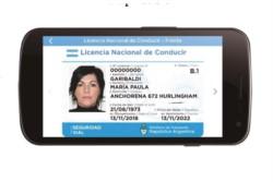 Ya está disponible en la zona la licencia digital