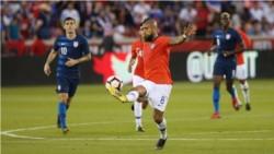 Chile y Estados Unidos se fueron con empate, en un partido que pintaba para más.