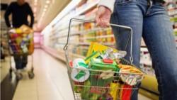 La canasta básica total aumentó 4,3% durante febrero.