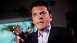 Sergio Massa, cuestionó la política económica del gobierno.