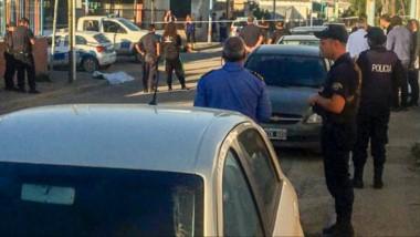 Un panadero quedó detenido por la acción cometida, presuntamente durante un intento de asalto.