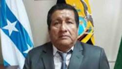 Juan Gonzabay murió en enero y el domingo pasado ganó las elecciones de su pueblo.