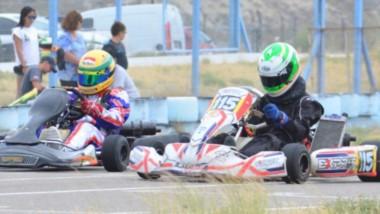 Los pilotos locales del karting podrán realizar pruebas comunitarias.