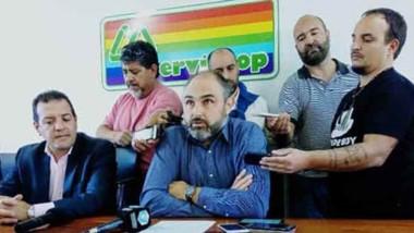 Las autoridades de Servicoop, junto a sus pares de Sancor Seguros, destacaron el acuerdo.