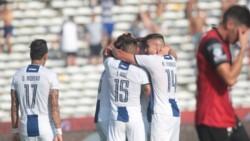 Talleres venció a Colón y esta en Copa Sudamericana.
