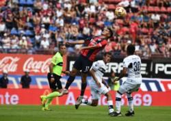 Con Almirón en el banco, el Ciclón todavía no pudo ganar como local en esta Superliga.