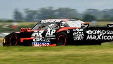 El chubutense Marcelo Agrelo se quedó con la final del TC Pista en el autódromo entrerriano, por la 3ra fecha.