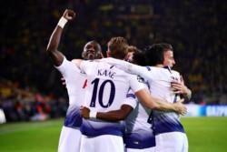El Tottenham logra el pase ante un Dortmund que estuvo lejos del milagro.