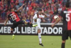 Melgar y San Lorenzo igualaron en un partido sin ritmo.