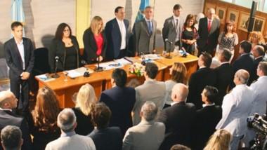Parlamento. El Concejo Deliberante de Trelew arrancará este año con la conformación de un nuevo bloque.