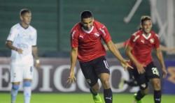 Cecilio Domínguez marcó el primer tanto y asistió en el 2do. en la victoria de Independiente.