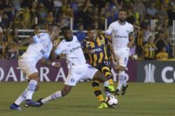 Rosario Central mejoró el rendimiento que venía mostrando, pero no le alcanzó y empató en 1 ante Gremio.