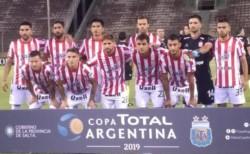 El conjunto de Ricardo Caruso Lombardi, San Martín de Tucumán, pasó por penales en la Copa Argentina.