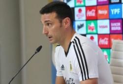 El entrenador argentino dio la nómina de convocados para los amistosos ante Venezuela y Marruecos.