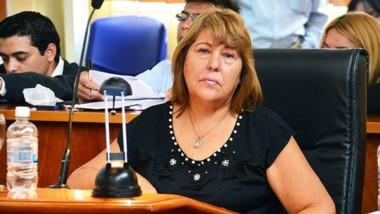 Ojo de la tormenta. Gallegos anunció que representará al PICh pero ahora todas son dudas sobre el tema.