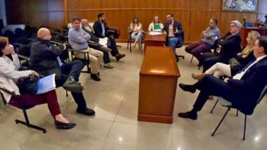 Ayer se desarrolló en el TEP la primera audiencia por la integración de la alianza Cambiemos en Madryn.