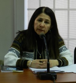 Defensora Leyba, otra vez en el centro de una polémica.