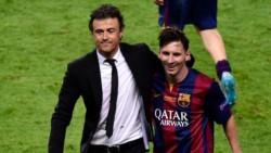 Luis Enrique confirmó que tuvo un incidente con Lionel en su primera temporada como entrenador del Culé.