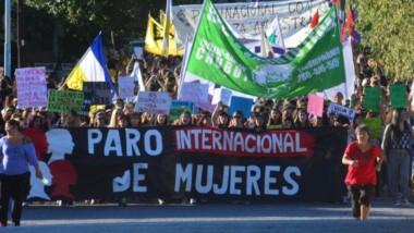 Agrupaciones de activistas y adherentes se sumaron a las actividades desarrolladas en la tarde de ayer.
