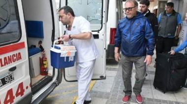 Sin precedentes. La totalidad de los órganos ablacionados fueron a pacientes de Chubut.