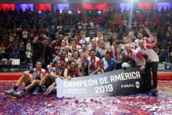 En una Final pareja, San Lorenzo se impuso a Guaros de Lara y se convirtió nuevamente campeón de Liga de las Américas.