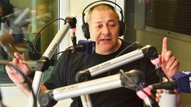 Gabriel Salomón, excombatiente de Malvinas visitó FM Tiempo.