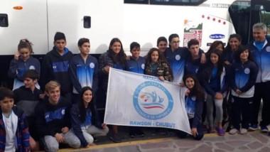 Chubut estará presente en el primer Patagónico de Natación 2019.