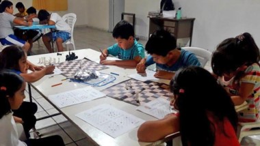 Invitaron a todos los niños interesados en participar de las clases.