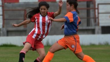 J.J. Moreno y Racing Club son dos buques insignia del fútbol femenino en la provincia de Chubut.