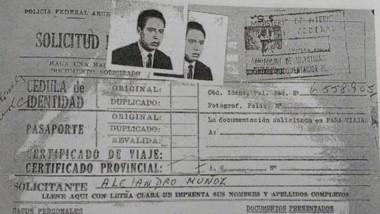 Alejandro Muñoz, un ciudadano boliviano fallecido en el año 1994.