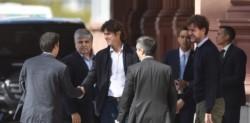Macri se reunió dos veces en seis días con el ideólogo de la 125.