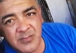 Daniel Raúl Paz volvía de su trabajo, reparar zapatos, cuando fue asesinado por la espalda. Era padre de cinco hijos.
