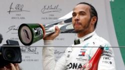 Hamilton ganó el GP de China y con ello, escribe su nombre con letras de oro al ganar la carrera Nº 1000 de la historia d ela F1.