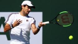 De menor a mayor, Pella venció a Djere para avanzar a la segunda ronda del Masters 1000 de Monte-Carlo.