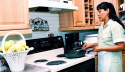 Se oficializó una recomposición salarial adicional del 15% para el personal doméstico, que tiene validez desde el primero de abril.